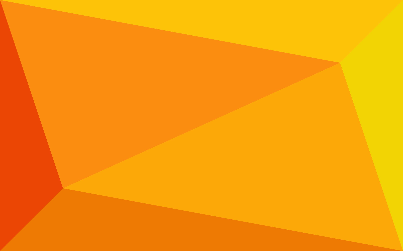 Oranje achtergrond voor huidtypes